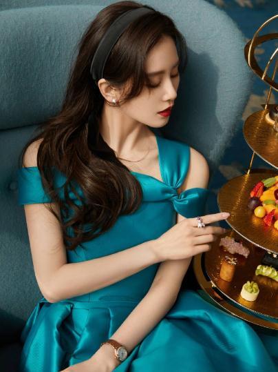 """刘诗诗是""""在逃公主""""还是""""仙女下凡""""人可以这么美的吗?"""