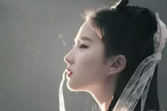 刘亦菲《梦华录》新戏开拍,一袭粉衣梦回王语嫣