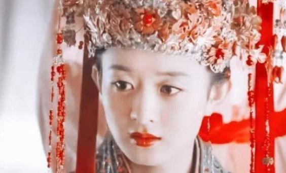赵丽颖最火的6个角色,第一美若天仙