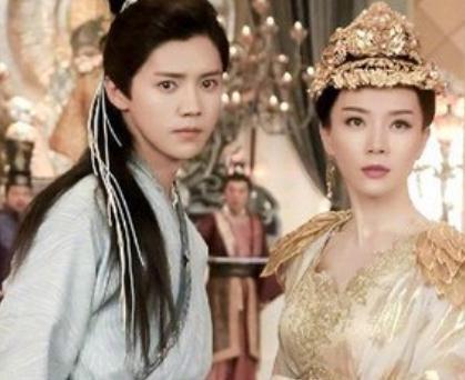 陈数和鹿晗是什么关系,他们一起出演过剧集吗