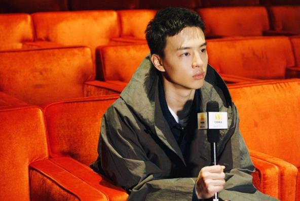 《新世界》徐天的扮演者,尹昉周冬雨二次合作
