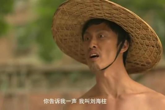 刘海柱电影名字叫什么?刘海柱扮演者资料简介