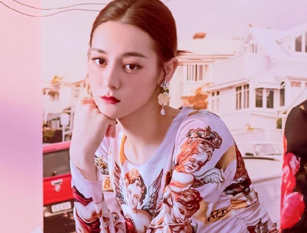 迪丽热巴饰演的高雯是哪部电视剧(迪丽热巴恋情)