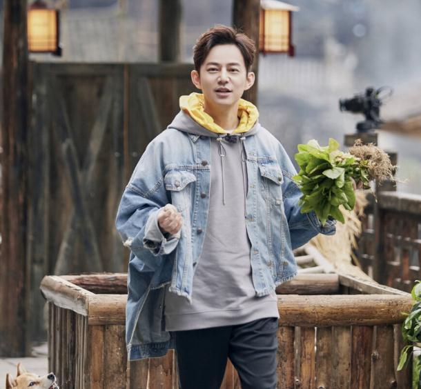 何炅还在湖南卫视主持娱乐节目吗(何炅在节目里说过的一句话)